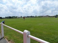 Terrain de sport de Pommerieux