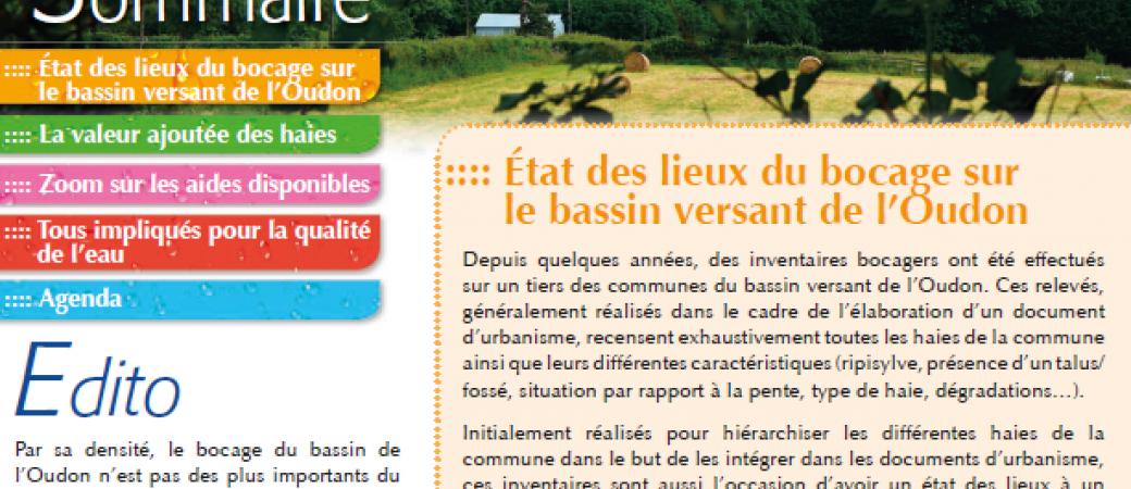 Lettre agricole n°26 - Décembre 2017